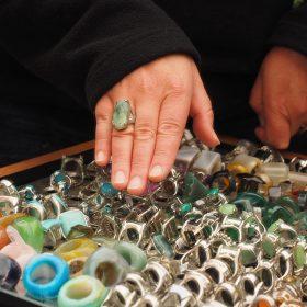 Ásvány gyűrűk