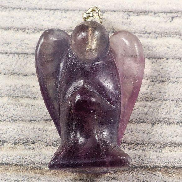 Angyalka, figura, fluorit