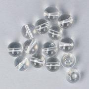 Hegyikristály golyó, 10 mm