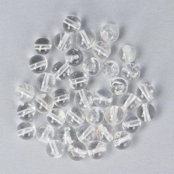 Hegyikristály golyó, 6 mm