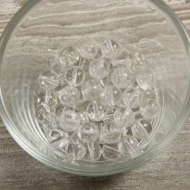 Hegyikristály golyó, 8 mm