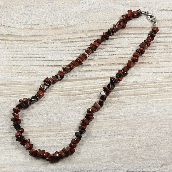 Mahagóni obszidián, 40 cm
