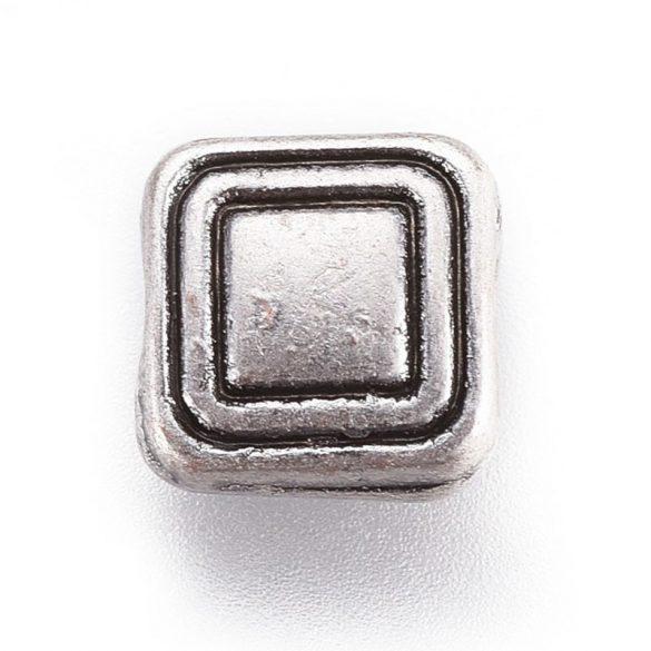 Köztes dísz, kicsi kocka, kb. 6x6 mm (5 db)