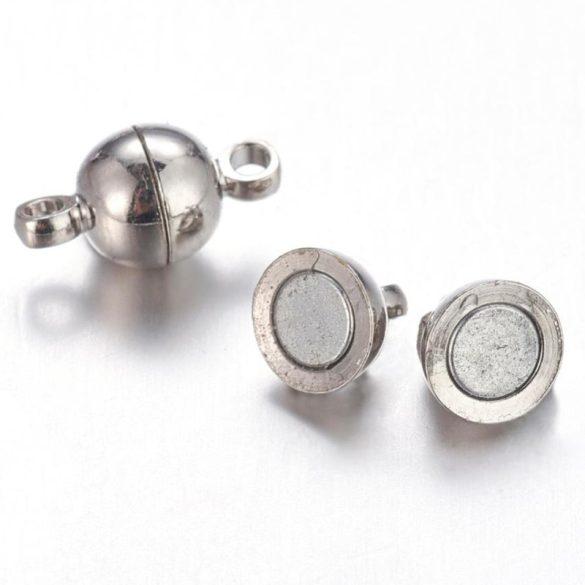 Mágneskapocs, golyós, 6 mm (5 db)