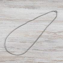 Nemesacél kígyólánc, kb. 45 cm, 2,5 mm vastag (1 db)