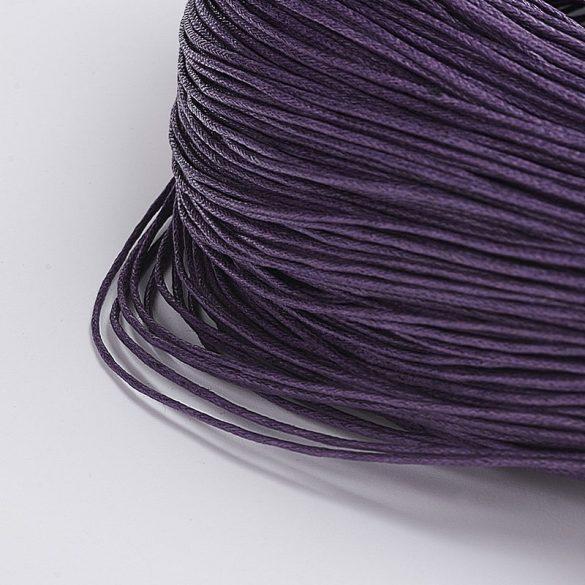 Kordszál, sötét lila, kb. 85 m