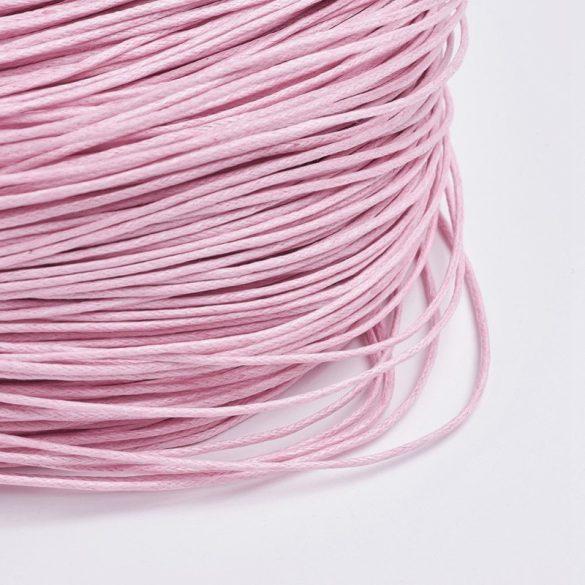Kordszál, rózsaszín, kb. 85 m