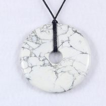 Donut medál, howlit, 50 mm