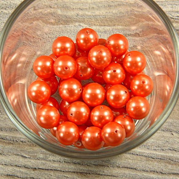 Shell pearl hússzínű golyó, 10 mm