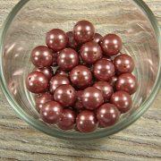 Shell pearl mályva golyó, 10 mm