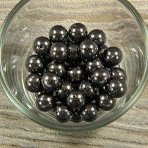 Shell pearl grafitszürke golyó, 10 mm