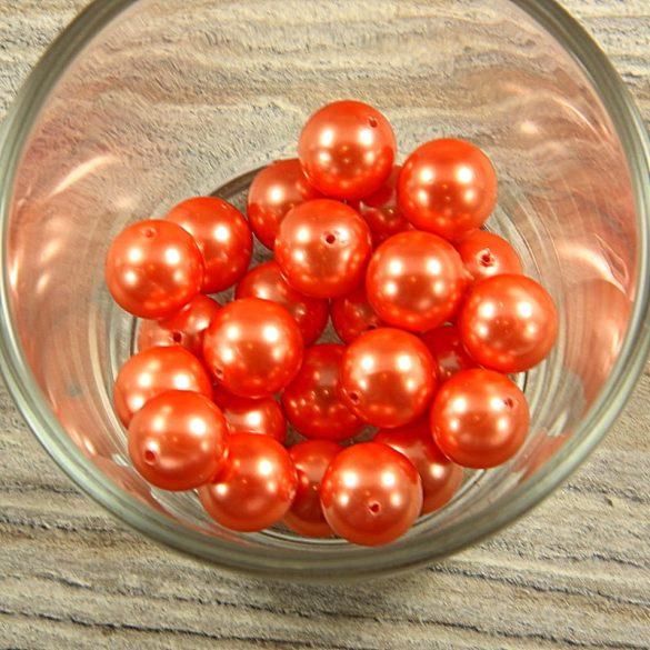 Shell pearl hússzínű golyó, 12 mm