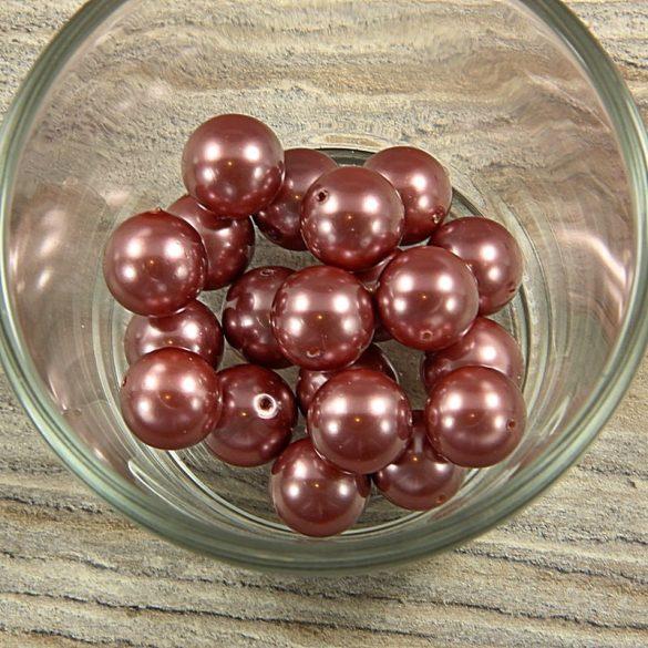 Shell pearl mályva golyó, 12 mm