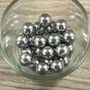 Shell pearl szürke golyó, 12 mm