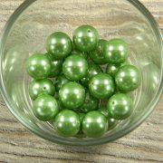 Shell pearl zöld golyó, 12 mm
