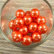 Shell pearl hússzínű golyó, 14 mm
