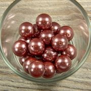 Shell pearl mályva golyó, 14 mm