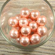 Shell pearl rózsaszín golyó, 14 mm