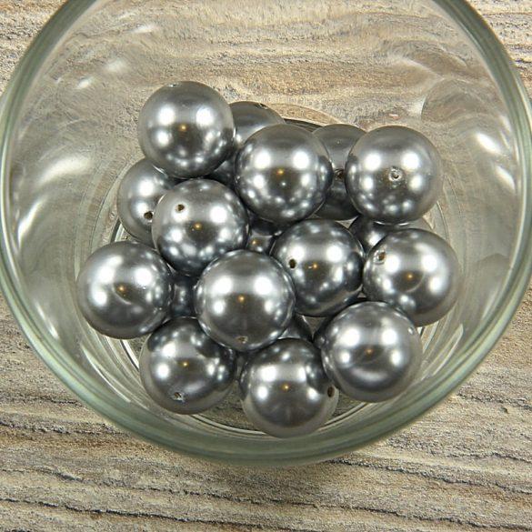 Shell pearl szürke golyó, 14 mm