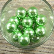 Shell pearl világoszöld golyó, 16 mm