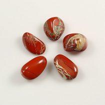 Marokkő, piros jáspis, kicsi