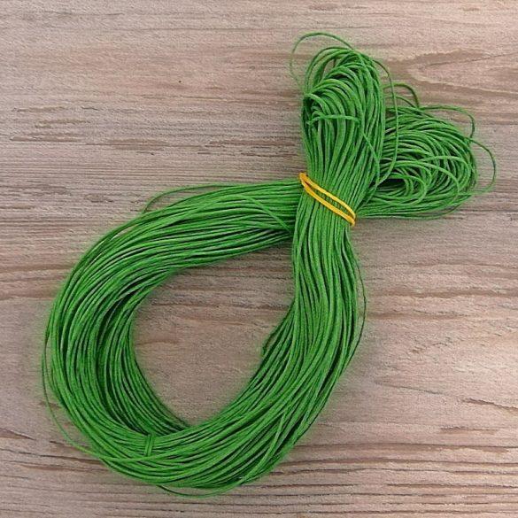 Kordszál, zöld, kb. 85 m